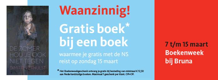 boekenweek geschenk 2015